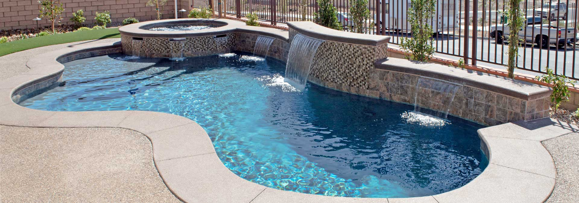 Las Vegas Custom Landscapes & Custom Pools - Alpha Landscapes