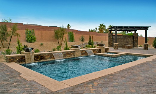 Las Vegas Custom Landscapes Pools Alpha